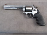 handgun: SMITH & WESSON MODEL 610-1, 10MM DOUBLE ACTION REVOLVER, S#CCR4992