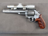 handgun: SMITH & WESSON MODEL 629-5, 44MAG DOUBLE ACTION REVOLVER, S#MMH0073