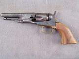 antique: COLT 1849 POCKET, 36CAL., REVOLVER, S#3639