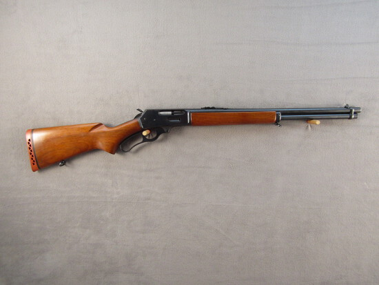 WESTERN FIELD MODEL 740 A-EMN, 30-30CAL LEVER ACTION RIFLE, S#AC15366