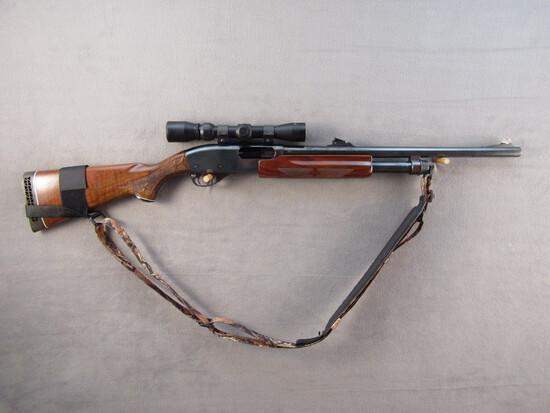 REMINGTON MODEL 870 WINGMASTER, 12GA PUMP ACTION SHOTGUN, S#T496532V