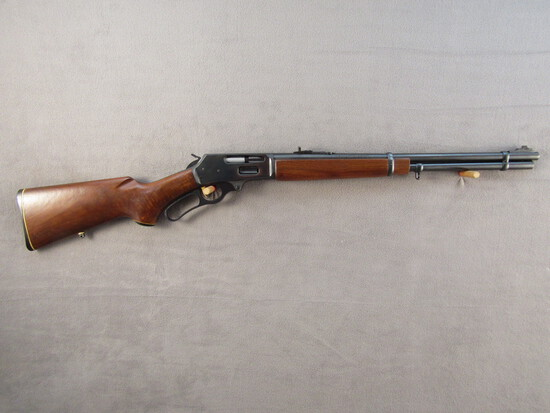 MARLIN MODEL 336, 30-30CAL LEVER ACTION RIFLE, S#19056564
