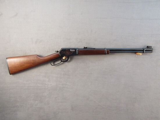 WINCHESTER MODEL 9422 CARBINE, 22CAL LEVER ACTION RIFLE, S#JK10943
