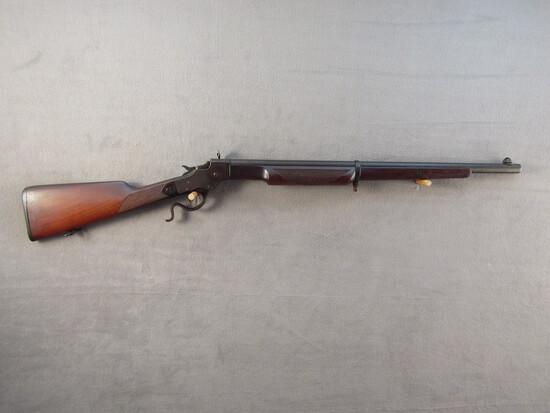 J. STEVENS MODEL 45, 22 SHORT ONLY SINGLE SHOT LEVER ACTION RIFLE, S#64991
