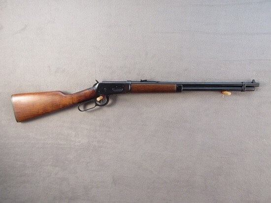 TED WILLIAMS MODEL 100, 30-30CAL LEVER ACTION RIFLE, S#V77065