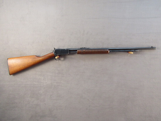 WINCHESTER MODEL 62A, 22CAL PUMP ACTION RIFLE, S#282561