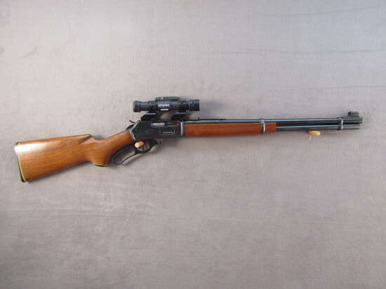 MARLIN MODEL 336, 30-30CAL LEVER ACTION RIFLE, S#25027335