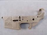 AERO PRECISION MODEL X15, STRIPPED AR15 LOWER, S#AR43311