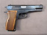 handgun: FEG MODEL GKK-45, 45CAL SEMI AUTO PISTOL, S#AA000452