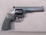 handgun: SMITH & WESSON MODEL 14-2, 38CAL DOUBLE ACTION REVOLVER, S#K612454