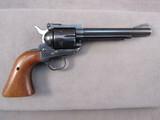 handgun: RUGER OLD MODEL BLACKHAWK, 357CAL SINGLE ACTION REVOLVER, S#53439