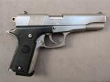 handgun: COLT DOUBLE EAGLE, 45CAL SEMI AUTO PISTOL, S#DA16707