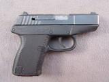 handgun: KEL-TEC MODEL P-11, 9MM SEMI AUTO PISTOL, S#42036