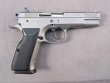 handgun: EAA WITNESS, 40CAL SEMI AUTO PISTOL, S#AE94921