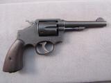 handgun: SMITH & WESSON M&P, 38 S&W/38-200CAL DOUBLE ACTION REVOLVER, S#865086