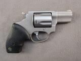 handgun: TAURUS MODEL 805, 9MM DOUBLE ACTION REVOLVER, S#NRA00868