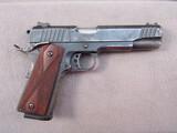 handgun: TAURUS MODEL PT 1911, 45CAL SEMI AUTO PISTOL, S#NZK33390