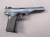 handgun: BROWNING MODEL 10-71, 380CAL SEMI AUTO PISTOL, S#71N11973