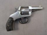 handgun: H&R THE AMERICAN, 32CAL DOUBLE ACTION REVOLVER, NVSN