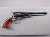 black powder handgun: COLT 1851 NAVY 36CAL 2ND GEN PERCUSSION REVOLVER, S#33394