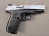 handgun: SMITH & WESSON MODEL SD9VE, 9MM SEMI AUTO PISTOL, S#FDA6662