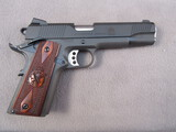 handgun: SPRINGFIELD ARMORY MODEL 1911-A1, 45CAL SEMI AUTO PISTOL, S#NM602890