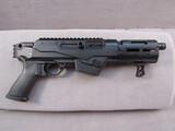 handgun: RUGER PC CHARGER, 9MM SEMI AUTO PISTOL, S#913-20249