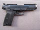 handgun: RUGER MODEL 57,   SEMI AUTO PISTOL, S#641-31980