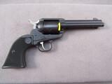 handgun: RUGER WRANGLER, 22CAL REVOLVER, S#200-54642