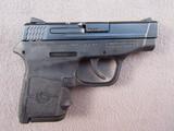 handgun: SMITH & WESSON MODEL BG380, 380CAL SEMI AUTO PISTOL, S#KHP4529