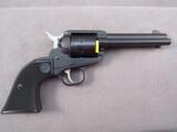 handgun: RUGER WRANGLER, 22CAL REVOLVER, S#200-54538