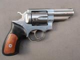 handgun: RUGER MODEL GP100, 357CAL REVOLVER, S#171-66430