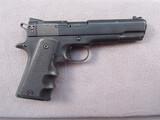 handgun: CHIAPPA FIREARMS MODEL CITADEL, 22CAL SEMI AUTO PISTOL, S#13N45602
