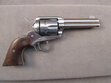 handgun: RUGER VAQUERO, 44MAG REVOLVER, S#58-97125