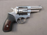handgun: RUGER MODEL GP100, 357CAL REVOLVER, S#171-66585