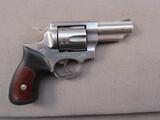 handgun: RUGER MODEL GP100, 357CAL REVOLVER, S#171-82750