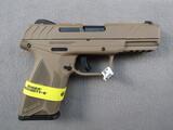 handgun: RUGER SECURITY 9, 9MM SEMI AUTO PISTOL, 361-38640