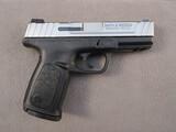 handgun: SMITH & WESSON MODEL SD40VE, 40CAL SEMI AUTO PISTOL, S#FDA0966