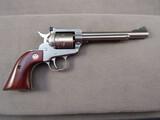 handgun: RUGER NEW MODEL SINGLE SIX,  17 HMR REVOLVER, S#26517438
