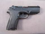 handgun: BERETTA MODEL PX4 STORM, 45CAL SEMI AUTO PISTOL, S#PK24276