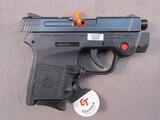 handgun: SMITH & WESSON MODEL BG380, 380CAL SEMI AUTO PISTOL, S#KHU0397