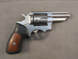handgun: RUGER MODEL GP100, 357CAL REVOLVER, S#172-04475