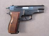 handgun: FEG MODEL 89R, 380CAL SEMI AUTO PISTOL, S#9210181