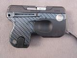 handgun: TAURUS CURVE, 380CAL SEMI AUTO PISTOL, S#09482F