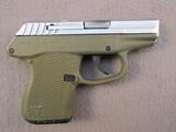 handgun: KEL-TEC MODEL P-32, 32CAL SEMI AUTO PISTOL, S#75906