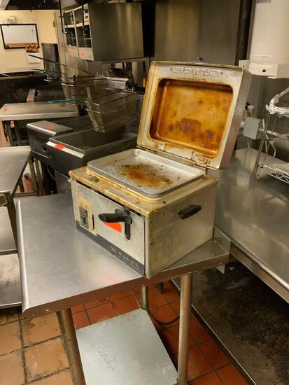 Tortilla Steamer Fresh omatic Model#4000-4
