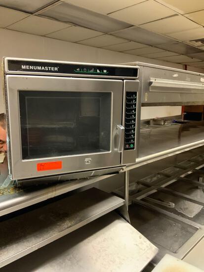 Menumaster Microwave Model # MRC22S2 Serial # 1405101725
