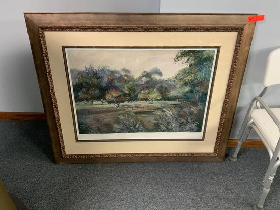 large painting picture for living room or dining room