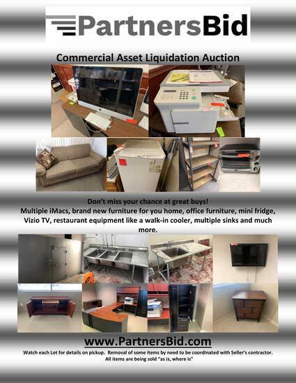 Commercial Asset Liquidation
