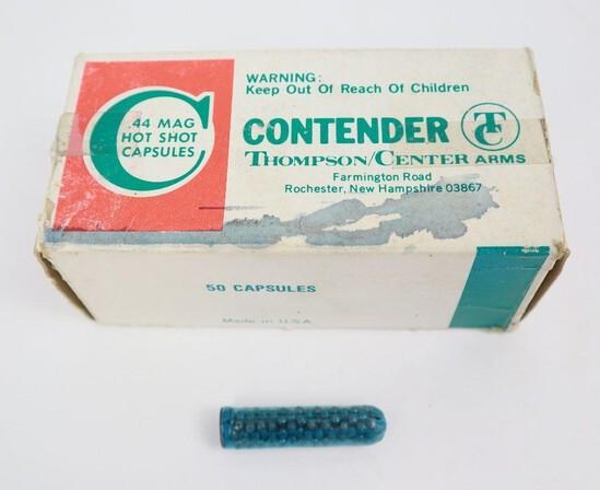 Thompson Center Contender 44 Hot Shot